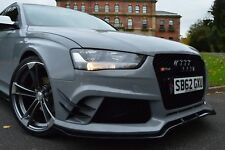 Audi A4 AVANT RS4 WIDE STYLE Body Kit | For the Audi A4 B8 Avant