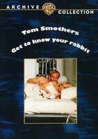 Get to Know Your Rabbit (DVD)Tom Smothers, Katharine Ross, Brian De Palma