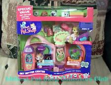 Littlest Pet Shop Kohls Get Better Center lot #'s 111 112 16 20 60 65 Super Rare
