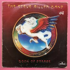 THE STEVE MILLER BAND - Libro di Dreams - Mercury 9286-455 VG CONDIZIONI