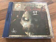 Dreamcast:            NIGHTMARE CREATURES 2               PAL EUR