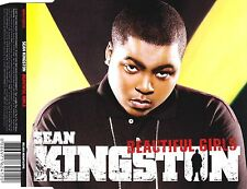 cd-single, Sean Kingston - Beautiful Girls, 5 Tracks