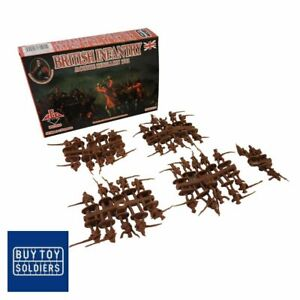 British Infantry - Jacobite Rebellions - 1745 - Red Box Miniatures - RB72049