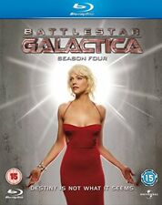 Battlestar Galactica Season 4 [Bluray] [Region Free] [DVD]