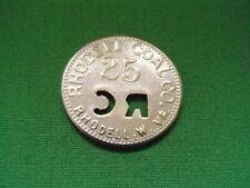 WV Coal Scrip 25¢ Rhodell Coal Company-Rhodell-WV-Raleigh County