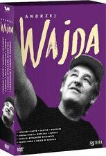 Andrzej Wajda Box - 9 filmow (DVD 9 disc)  POLISH POLSKI