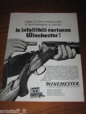 *21=WINCHESTER FUCILI=ANNI '60=PUBBLICITA'=ADVERTISING=WERBUNG=PUBLICITE=