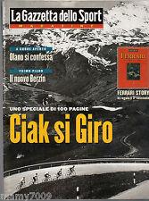 LA GAZZETTA DELLO SPORT MAGAZINE=N°20 1996=SPECIALE GIRO D'ITALIA 1996