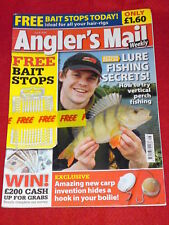 ANGLERS MAIL - July 8 2008 WITH FREE BAIT STOPS
