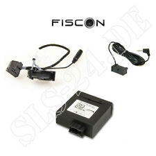FISCON Bluetooth Umrüst-Set UHV Low Premium Seat Leon 1P VW GOLF auf Basic-Plus