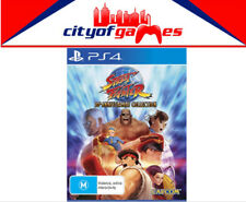 Street Fighter 30th Anniversary Collection PS4 Game New & Sealed