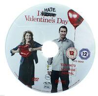 I Hate Valentine's Day DVD R2 Nia Vardalos Film Comedy Movie DISC ONLY in Sleeve