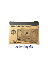 Hasbro Asia Exclusive Transformers G1 Masterpiece MP-02 Soundwave Limited Ver