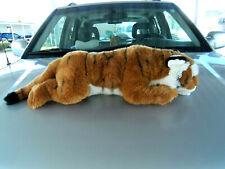"""Fao plush stuffed Bengal Tiger Cat 25"""":"""