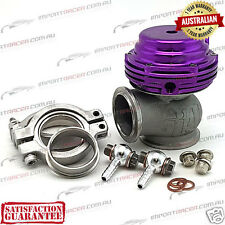 38MM V BAND WASTEGATE PURPLE 14PSI TiAL Style MVS Water/Air Cool 1 Year Warranty