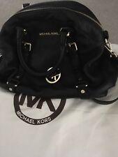 michael kors used black handbags