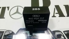 Elevalunas relé  Audi 80 Coupe Cabrio Nr. 285 443959257 SIEMENS 79FA403