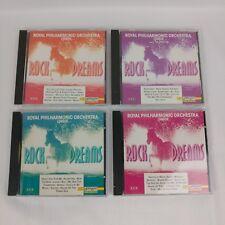 Royal Philharmonic Orchestra Rock Dreams CD Lot. London. The Beatles
