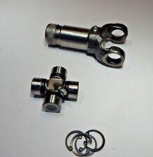 New Driveshaft Repair Kit Yoke and U-Joint  MGA MGB MG TD