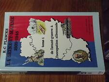 8µ? Livre La Seine et Marne 1939-1945 Tome 1 Avant guerre à Occupation PLANCKE
