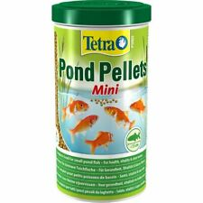 Tetra Pond Fish Mini Pellets 1L / 260g -Complete Food For Smaller Pond Fish