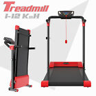 Treadmill 1.5HP Electric Motorized Folding Running Fitness Machine Home Gym LCD