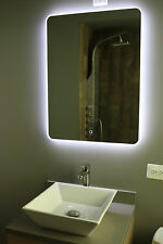 "Windbay 24"" Backlit Led Light Bathroom Vanity Sink Mirror. Illuminated Mirror."