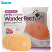10pcs Slim Patch Slimming Patches Body Wraps Weight Loss Fat Burning Plaster