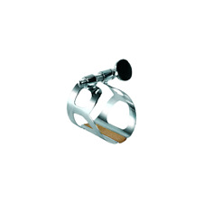 Ligature bg tradition argent clarinette sib