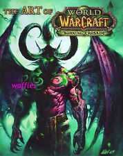 ART OF WORLD OF WARCRAFT - THE BURNING CRUSADE * FIRST ED/FIRST PRINT  2006 HC