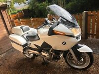 62 BMW R1200RT R 1200 RT MOTORCYCLE HUGE SERVICE HISTORY 1 OWNER HPI MOT WOW