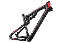 "2Fast-Bike Carbon-Fully Rahmen ""Trail Q"" --NEU--"