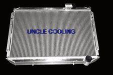 3 Row All Aluminum Radiator Fit NISSAN 300ZX 3.0L V6 1984-1989 85 1986 1987 1988