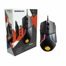 SteelSeries Rival 600 Dual Optical Sensor Gaming Mouse