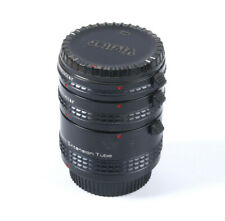Vivitar AT-22 Auto Extension Tubes PK Fit