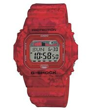 Casio G Shock * GLX5600F-4 G-LIDE Floral Pattern Red Ivanandsophia COD PayPal