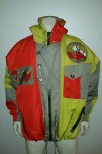 90s Vintage Henri Duvillard Tropical Safari Collection Privee 90-91 Women's coat
