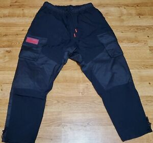 Jordan 23 Engineered Cargo Trousers Athletic Pants Black CK9167-010 SIZE XL