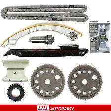 GM 2.0L 2.2L Ecotec Timing Chain Kit w/ UPGRADED TENSIONER Z22SE L61 L42 LSJ LNF