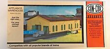 Con-Cor Appliance Warehouse Kit N Scale #675