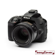 easyCover Nikon D3500 Camera Case Black EA-ECND3500B Silicone FREE US SHIPPING