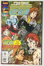 Star Trek Deep Space Nine #11 ROM To The Rescue DC Comics Nov 1997 VGC