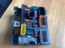 Citroen Peugeot fuse box 9661708180 BSM-L10-00