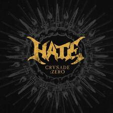 HATE Crusade:Zero CD Death Metal vader behemoth decapitated morbid angel deicide