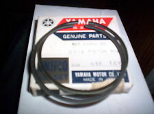 Vintage Snowmobile Yamaha SL SW GP 396 2nd Over Piston Ring Set OEM 807-11601-20