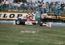 Tom Belso Iso-Marlboro FW British Grand Prix 1974 Photograph 1