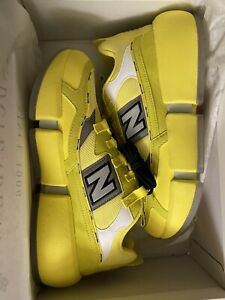 New Balance x Jaden Smith Vision Racer Sunflower Yellow Size 11.5 Brand New