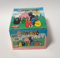 Barbapapa 2nd Series Box 40 Packs Stickers Edibas