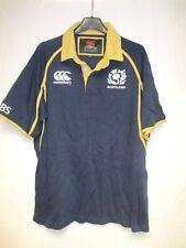 Maillot rugby ECOSSE SCOTLAND Canterbury shirt sans sponsor coton 2011 2013 L