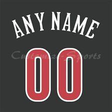 Béisbol 2015 All Star American League de jersey número Personalizado Kit sin costura